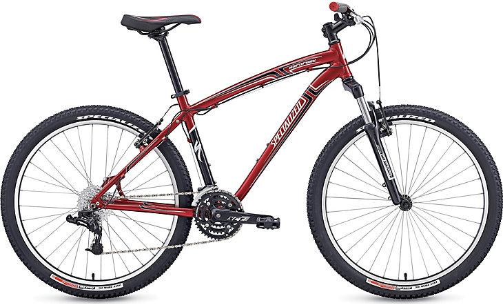 "Specialized Hardrock 26"" 2010 Red"