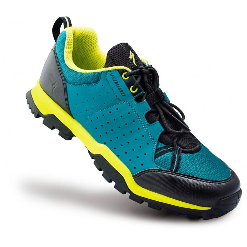 Tretry SPECIALIZED Tahoe Women Light Turquoise/Black vel. 38