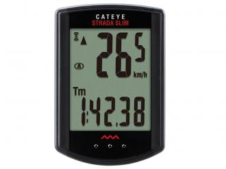 CATEYE Cyklopočítač CAT Strada Wireless - MTB (RD310W)  (čer