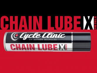 AUTHOR Mazivo Cycle Clinic Chain Lube EXTREME 300 ml  (červe