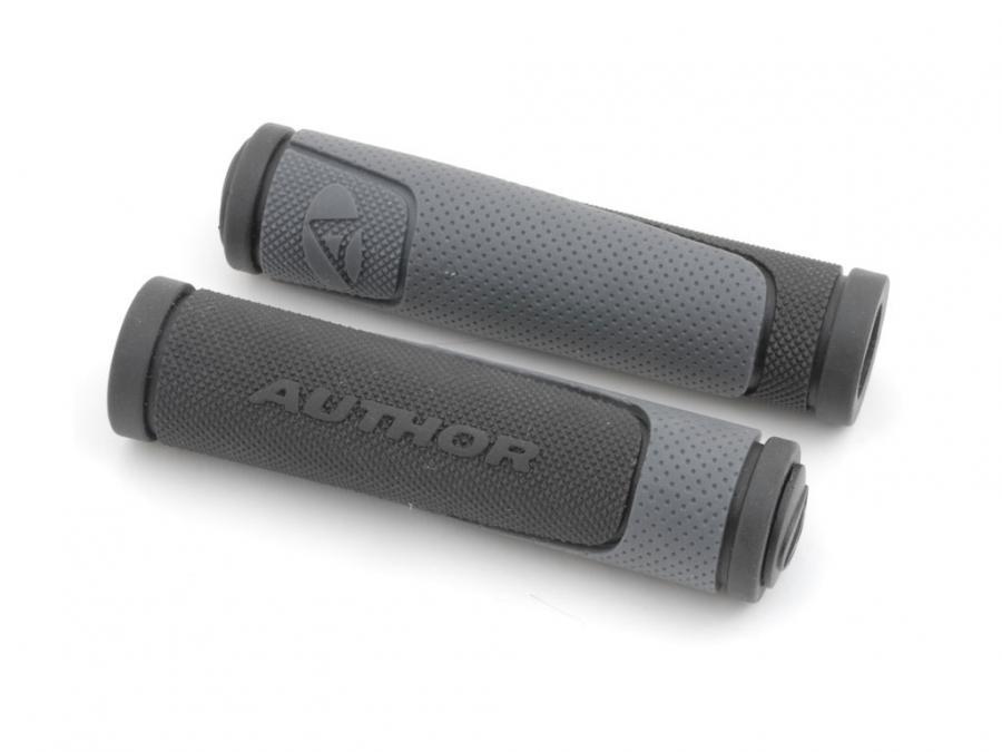 AUTHOR Gripy AGR-600-D3 l.130mm (černá)